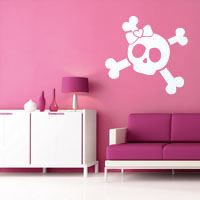 Kids vinyl decal
